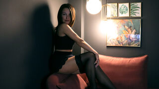 MilenaJohnson webcam show