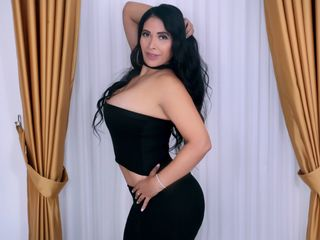 Webcam model DeboraPratto from Web Night Cam