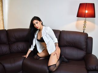 Webcam model ThaliaBanks from Web Night Cam